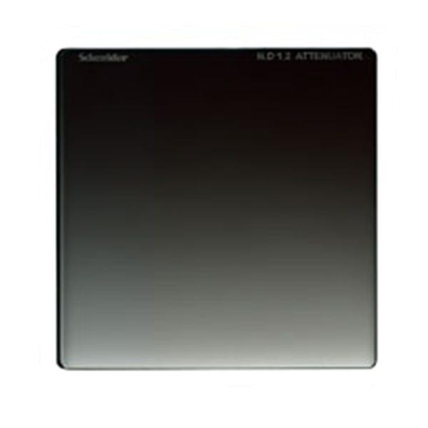 "Schneider Optics 6.6 x 6.6"" Neutral Density (ND) 1.2 Attenuator Filter"