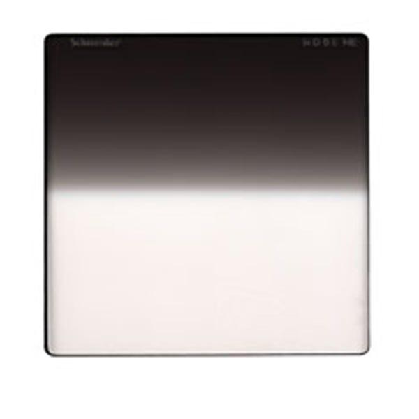 "Schneider Optics 4 x 4"" Graduated Neutral Density (ND) 0.6 Water-White Glass Filter - Hard Edge"