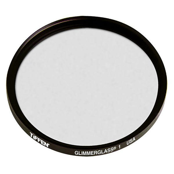 Tiffen 58mm GlimmerGlass Filters 1,3,5