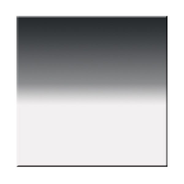 "Tiffen 6.6 x 6.6"" Soft Edge Graduated Neutral Density (ND) 0.9 Filter"