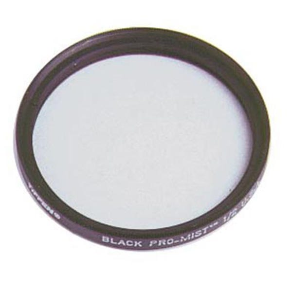 Tiffen 49mm Black Pro-Mist 1/4 Filter