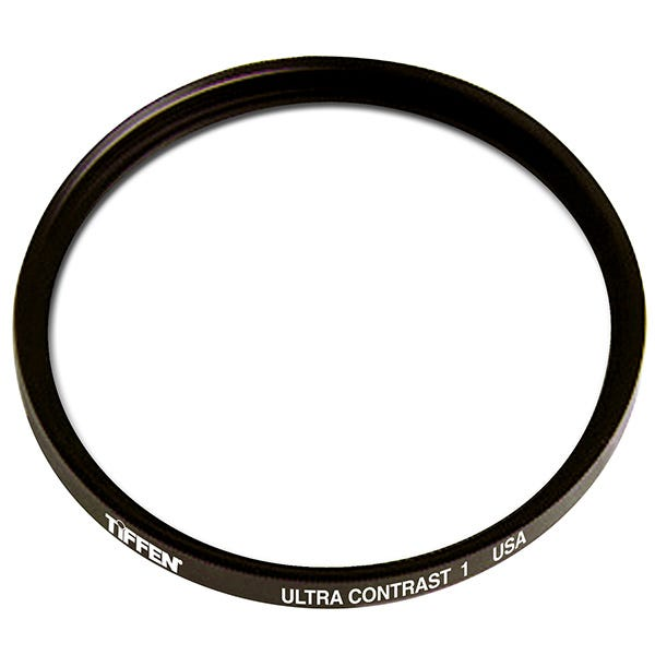 Tiffen Series 9 Round Ultra Contrast 1 Filter