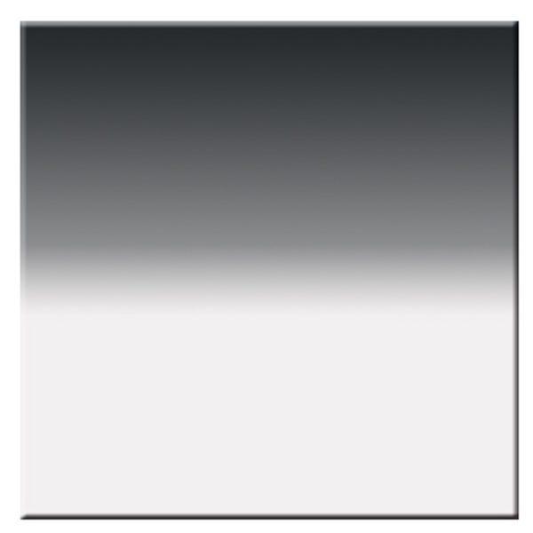 "Tiffen 4 x 4"" Soft Edge Graduated Neutral Density (ND) 0.9 Filter"