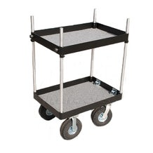 Backstage TR-04 Collapsible Camera Junior Cart (Carefree Tires)