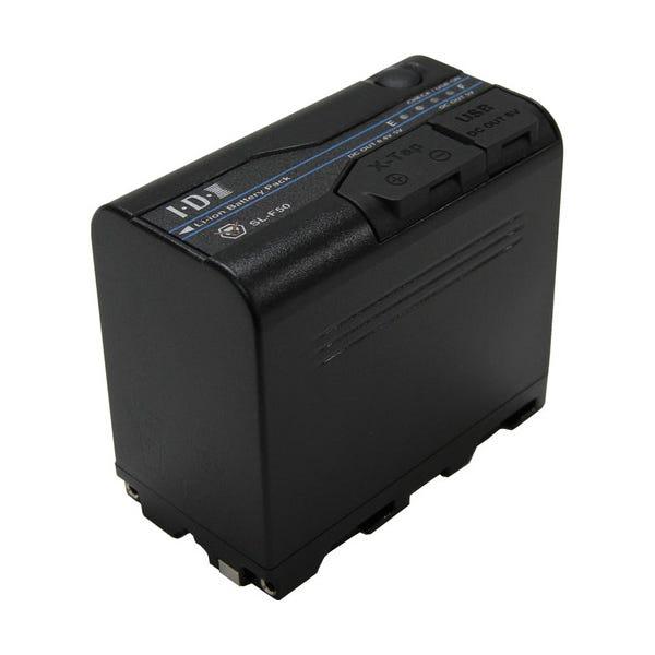 IDX SL-F50 L-Series Camera Battery