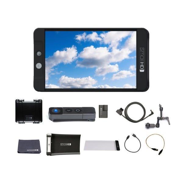 """SmallHD 701 Lite HDMI 7"""" Monitor Kit - OPEN BOX"""