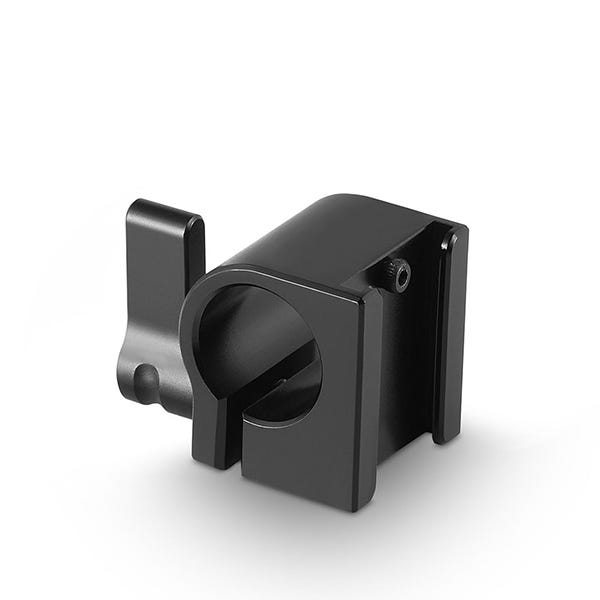 SmallRig Cold Shoe Rail Clamp for 15mm rod