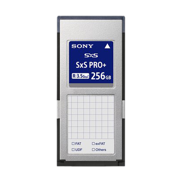 Sony 256GB SxS Pro+ E Series Memory Card