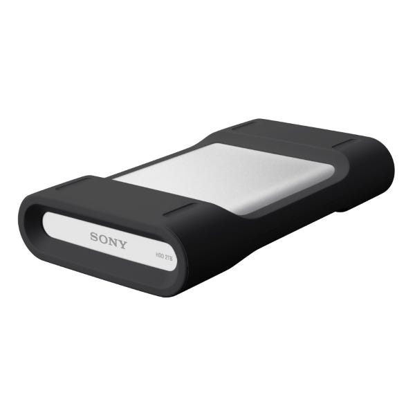 Sony 2TB PSZ-HB Series USB 3.0/Thunderbolt Portable Hard Drive