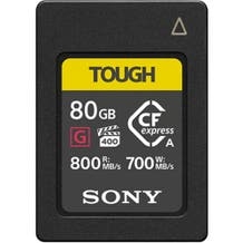 Sony 80GB CFexpress Type A TOUGH Memory Card