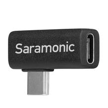 Saramonic Right-Angle USB-C Adapter 90-Degree Male To Female Type-C Adapter