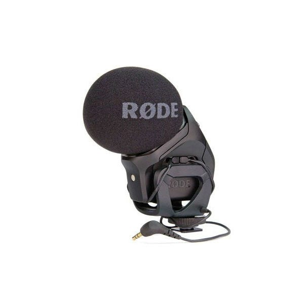 Rode Stereo VideoMic Pro On-Board Mic