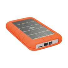 LaCie 1TB Rugged Triple Interface USB 3.0 Portable Hard Drive
