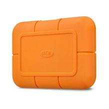 LaCie 500GB Rugged SSD USB-C External Drive