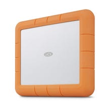 LaCie 8TB Rugged RAID Shuttle USB 3.1 Gen 2 External Hard Drive