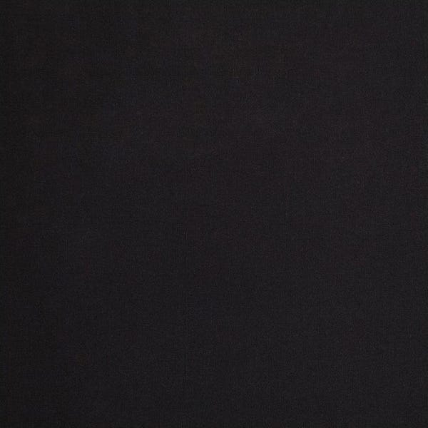 Studio Assets Black 8 x 8' Muslin Backdrop for PXB X-Frame Background System
