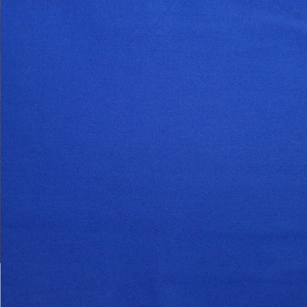 Studio Assets Blue 8 x 8' Muslin Backdrop for PXB X-Frame Background System