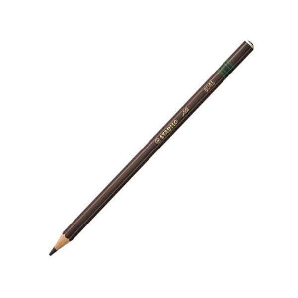 Stabilo Pencil Crayon (Grease Pencil) - Brown