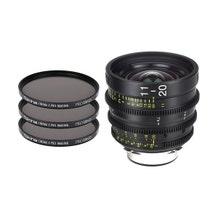 Tokina Cinema ATX 11-20mm T2.9 Zoom Lens with 3 x PRO IRND Filter Kit (E Mount)