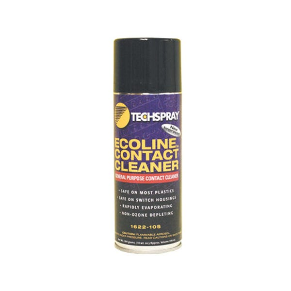 Tech Spray Ecoline Contact Cleaner - 10 oz (Ground Only)