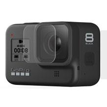 GoPro Tempered Glass Lens + Screen Protectors for HERO8 Black Camera