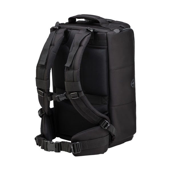 Tenba Cineluxe Video Backpack 21 - Black 637-504 - Filmtools