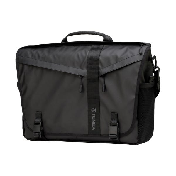Tenba DNA 15 Slim Messenger Bag - Black Special Edition