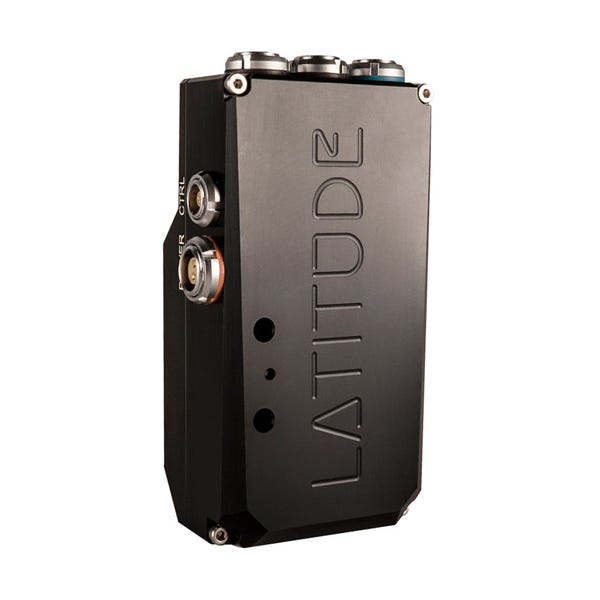 Teradek RT Latitude MDR-M Receiver (1-2 Axis with Battery Plate)