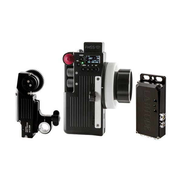 Teradek RT MDR-M Wireless Lens Control Kit with 6-Axis Transmitter