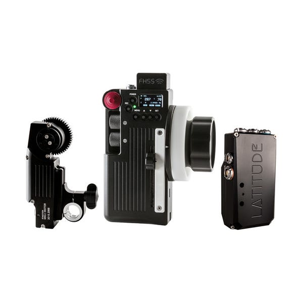 Teradek RT MDR-MB Wireless Lens Control Kit with 6-Axis Transmitter