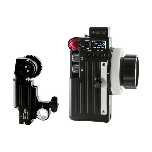 Teradek RT OMOD Wireless Lens Control Kit with 6-Axis Transmitter for RED