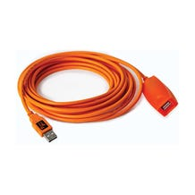 Tether Tools 16' TetherPro USB 2.0 Active Extension - Orange
