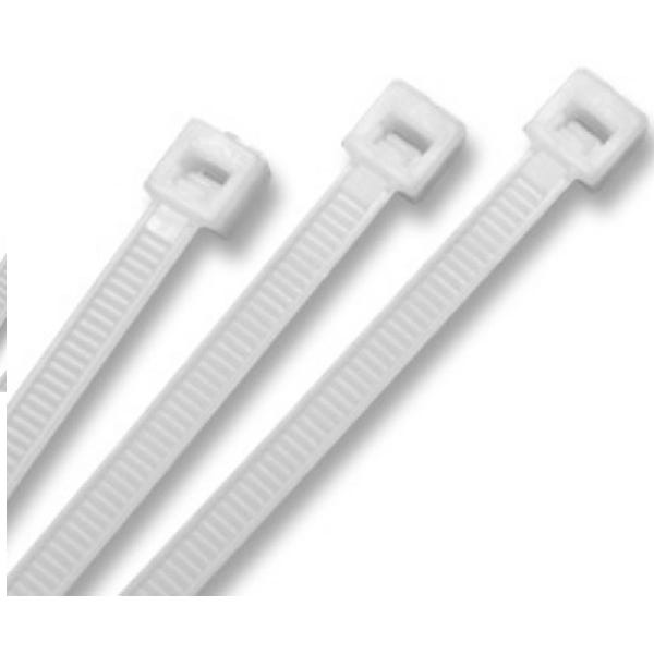 """Secure Tie Wraps White 36"""" 10 Pack"""