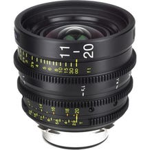 Tokina Cinema ATX 11-20mm T2.9 Aperture Wide-Angle Zoom Lens