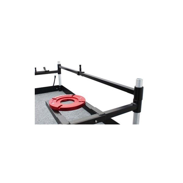 "Backstage 36"" Horizontal Cross Bar for Junior Camera Case Cart"