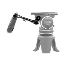 SHAPE Telescoping Tripod Pan Handle with Push-Button Joints (Cartoni)