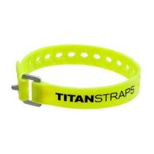 """TitanStraps 18"""" Super Utility Strap - Fluorescent Yellow"""