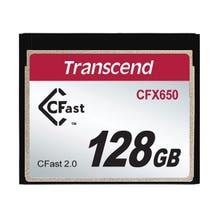 Transcend CFX650 CFast 2.0 Flash Memory Card