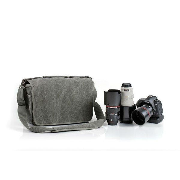 ThinkTank Retrospective 30 Pinestone Gray Camera Shoulder Bag