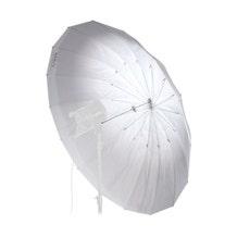 "Nanlite Shallow Umbrella 180 (Silver, 71"")"