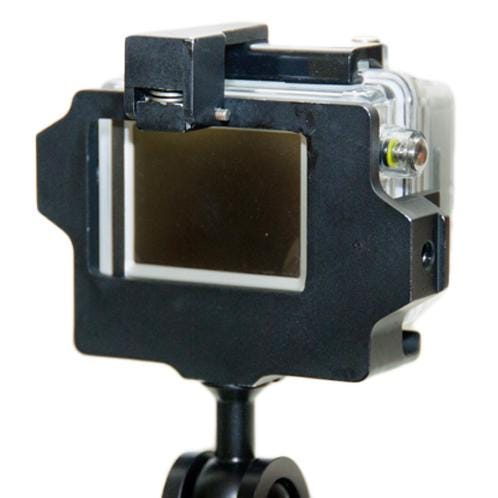 Ultralight Control Systems GoPro 3 LCD Back Cage