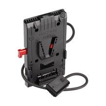 Hedbox UNIX-FW50 V-Mount Adapter Power Plate