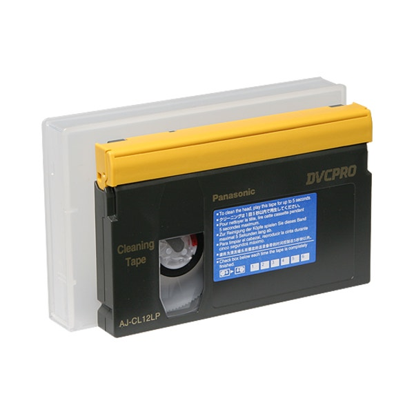 Panasonic DVCPRO Cleaning Cassette - Large