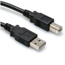 Hosa Technology USB 2.0 Cable A to B - 10'