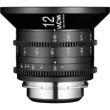 Venus Optics Laowa 12mm T2.9 Zero-D Cine Lens (Sony E)