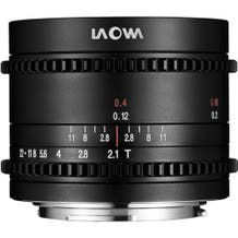 Laowa - Venus Optics 7.5mm T2.1 Cine Lens - MFT Mount