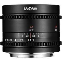 Laowa - Venus Optics 7.5mm T2.1 Cine Lens - MFT Mount