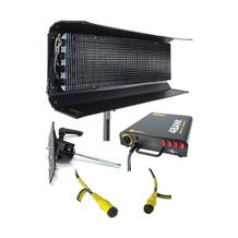 Kino Flo 2' Select/Ve 4Bank Light System