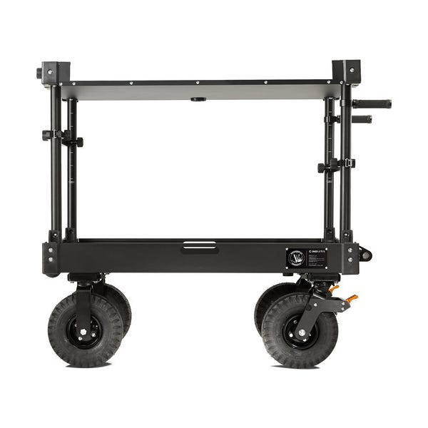 Inovativ Voyager 42 NXT Equipment Cart with X-Top Keyboard Shelf