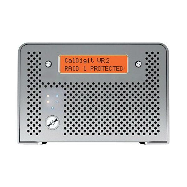 CalDigit 4TB VR-2B-4000 USB 3.0 RAID Array